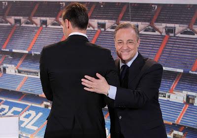 """Le Président de Villarreal se paie à son tour Fiorentino Pérez: 'Il est égoïste"""""""