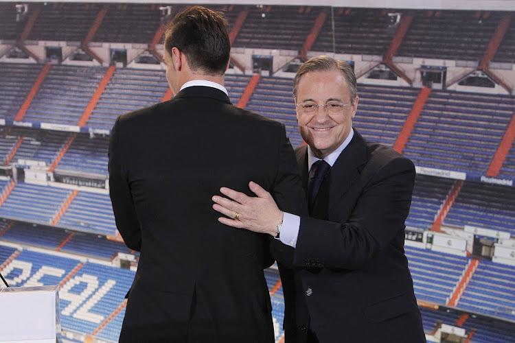 """Le Président de Villarreal se paie à son tour Florentino Pérez: 'Il est égoïste"""""""