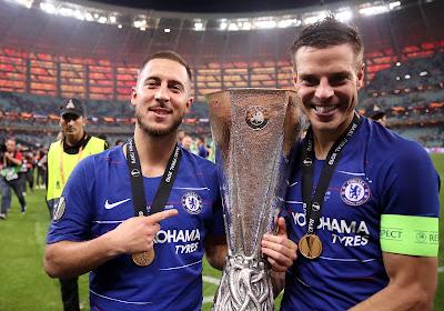 """Chelsea-fan over Hazard: """"Triestig en euforisch tegelijk"""""""