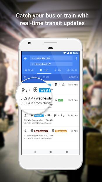 Screenshot - Maps – Navigate Explore