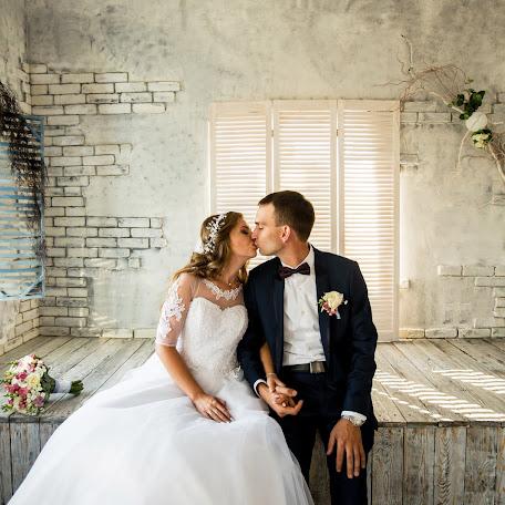 Wedding photographer Aleksey Zharkov (alexsmef). Photo of 27.12.2017