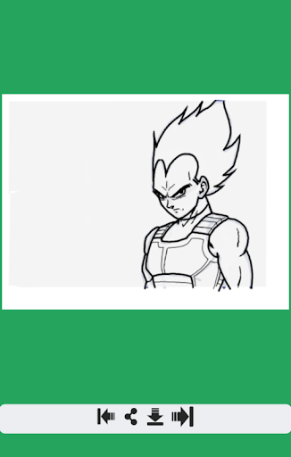 How to Draw Dragon Ball Z Advanced  screenshots 6