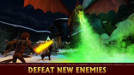 School of Dragons screenshot 11