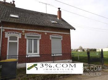 maison à Flavy-le-Martel (02)