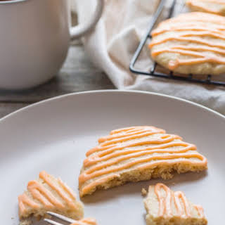 Gluten Free Orange Pumpkin Spice Cookies.