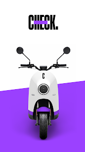 Check – e-scooter sharing 1