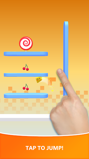 Jumpier 3D - Jelly Jumping Game modavailable screenshots 1