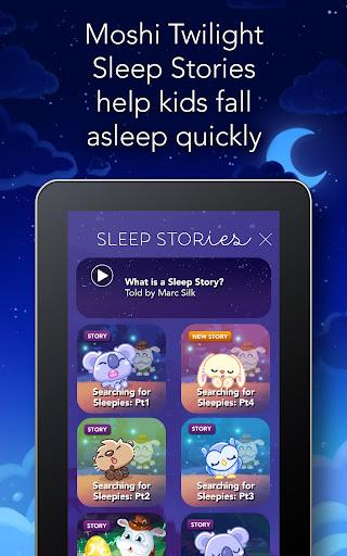 Moshi Twilight Sleep Stories 2.1.0 screenshots 9