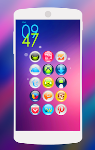 Bubble Ball Icon Pack - FREE - náhled