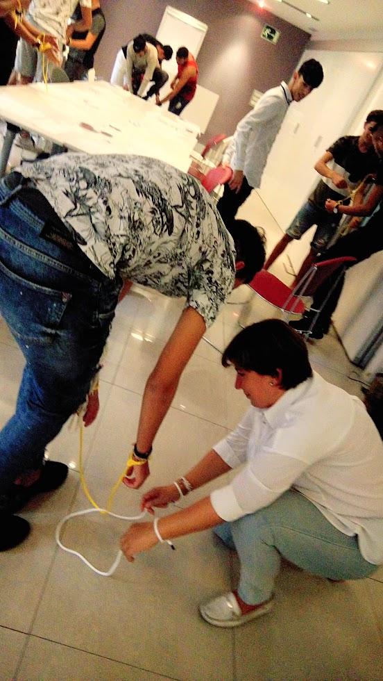 curso de magia con cuerdas en madrid