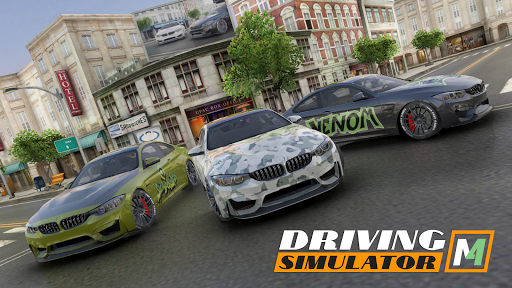 Driving Simulator M4 1.1 screenshots 19