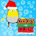 Cookies vs. Claus icon