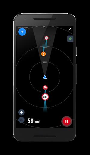 Speed Camera Radar 3.1.7 screenshots 2
