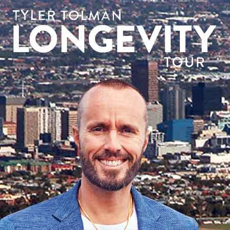 Tyler Tolman Longevity Tour Adelaide