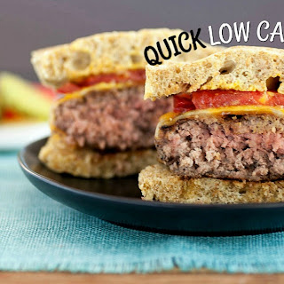 Quick Low Carb Buns Recipe