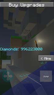 IdleCraft - mine diamonds and build a house! - náhled