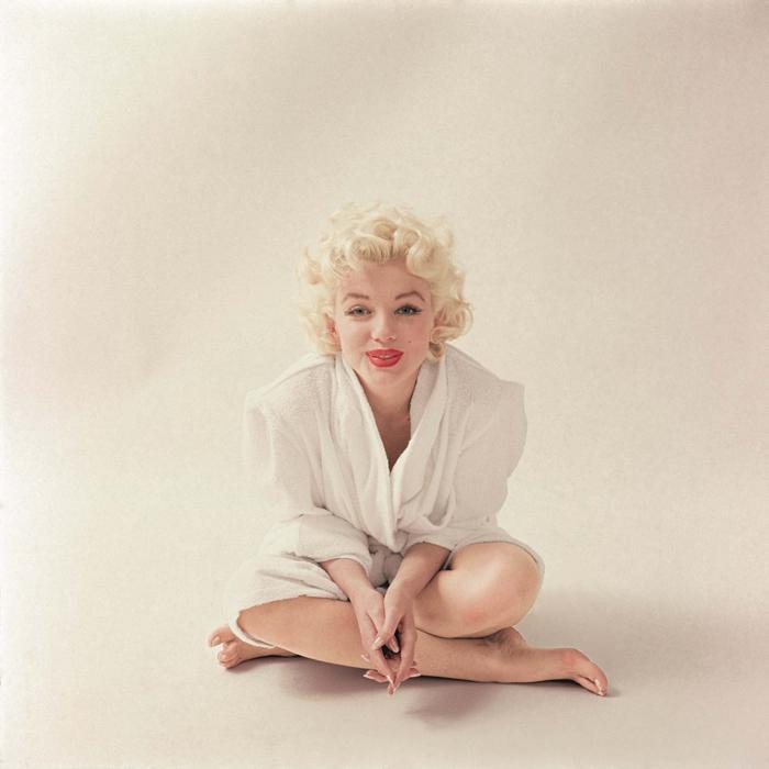 Marilyn Monroe Flirting