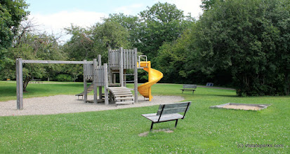 Photo: Playground at Geand Isle State Park by Meghan Lynch