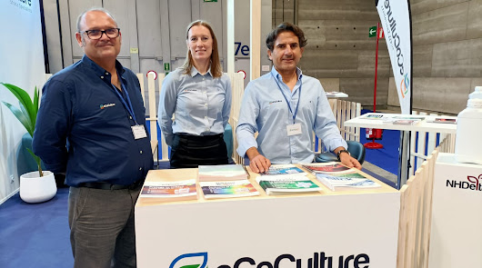 Ecoculture debuta en Fruit Attraction con sus soluciones para estrés vegetal