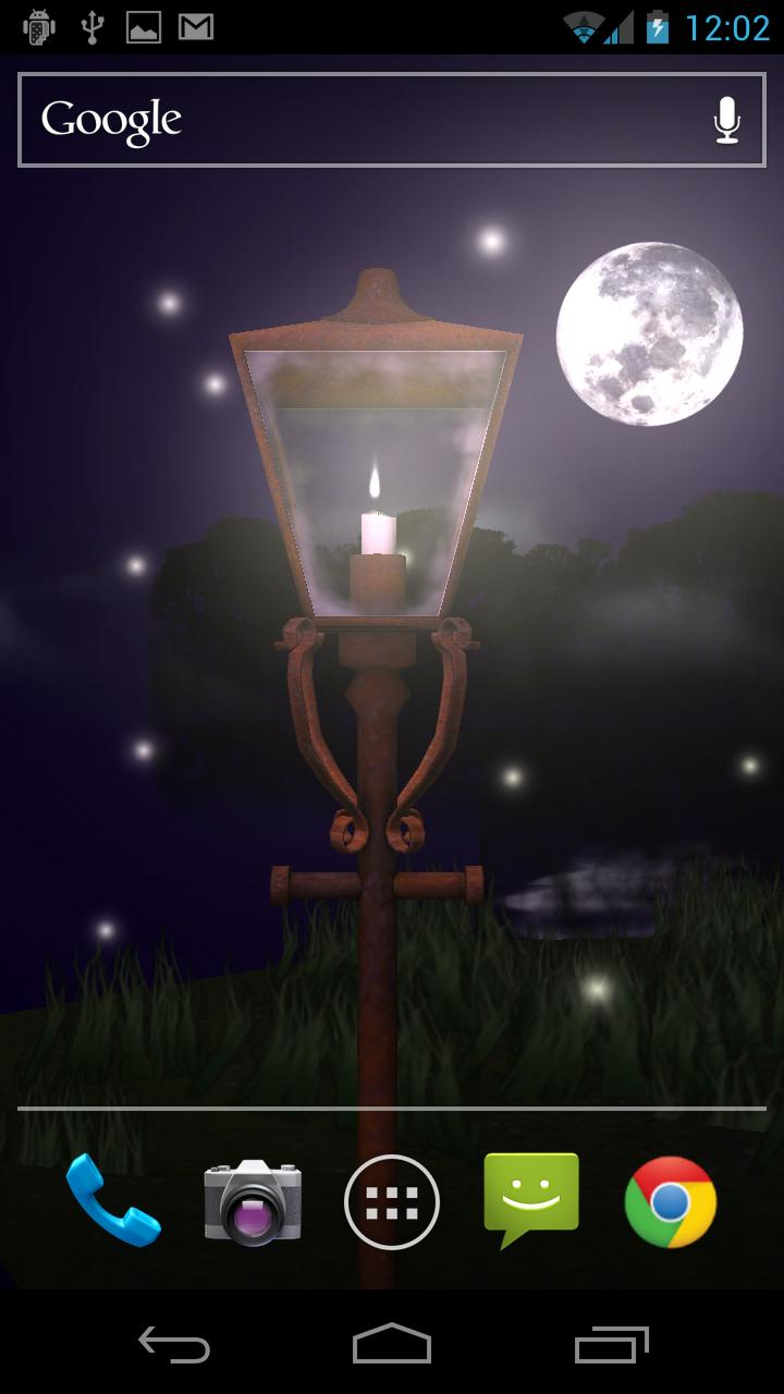 Скриншот Midnight Light - Free Version