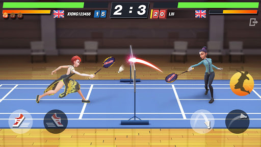 Badminton Blitz - Free PVP Online Sports Game 1.0.9.12 screenshots 17