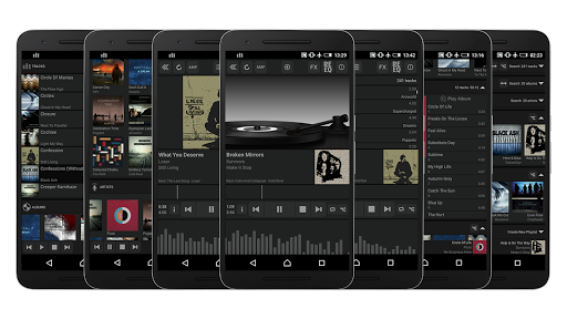 T Music Player + RE Equalizer v1.4.8 b42 [Paid]