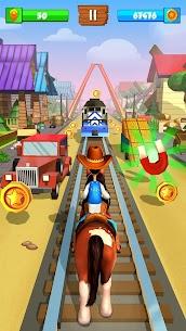 Tiny Horse Run : Free Running Games 5