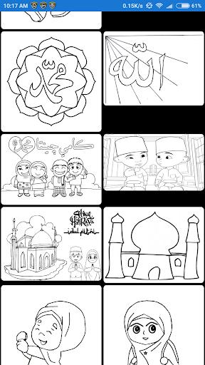 Download Mewarnai Islami Google Play Softwares Acnd86fry7p2 Mobile9