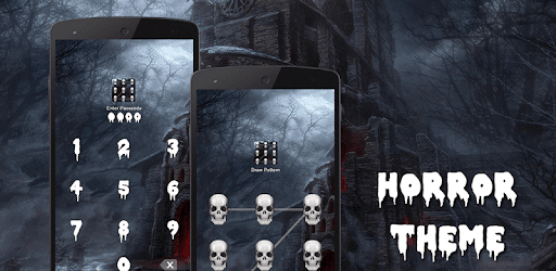 App Lock - Horror Ghost app (apk) free download for Android/PC/Windows screenshot
