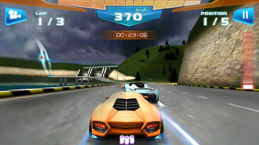 Fast Racing 3D  screenshots 1