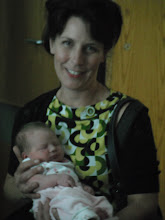Photo: Great Auntie Lisa with little Audrey Anne