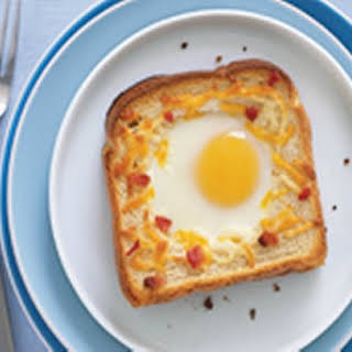 Toad-in-the-Hole Bake.