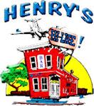 Logo for Henry's World Famous Hi-LIfe