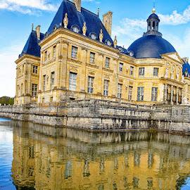 Vaux le Vicomte by Radu Eftimie - Buildings & Architecture Public & Historical ( castle, france, vaux le vicomte )