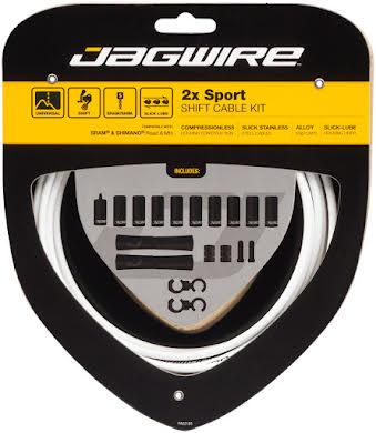 Jagwire 2x Sport Shift Cable Kit SRAM/Shimano alternate image 11
