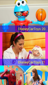 DisneyCarToys screenshot 1