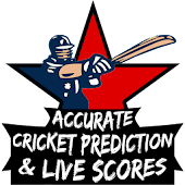 Accurate Cricket Prediction & Live Scores