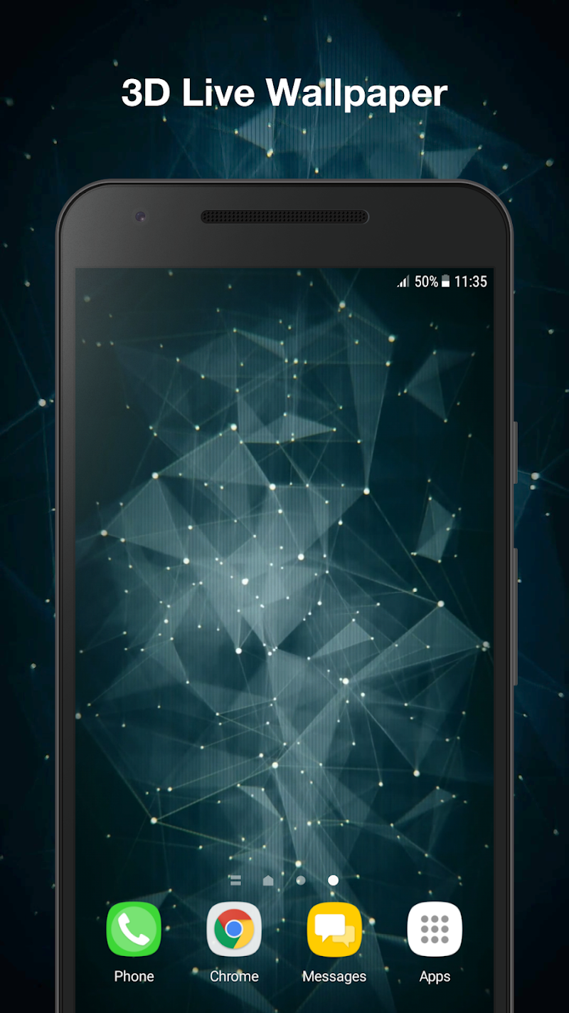 Particle Constellations Live Wallpaper PRO APK Cracked Free