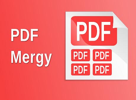 PDF Mergy - Merge PDF files