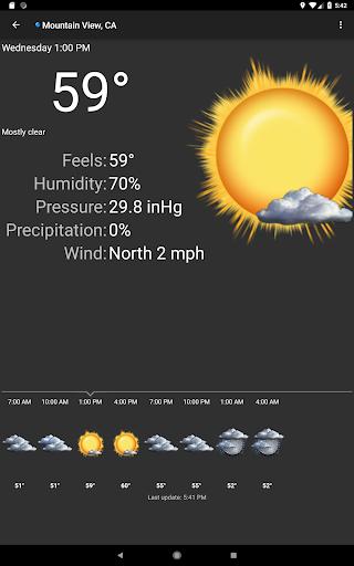 Palmary Weather screenshot 11