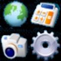 Bigger Icons Free Widget icon