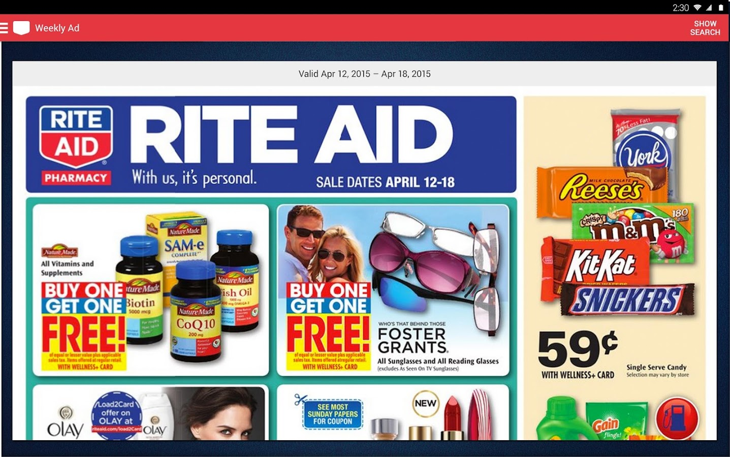 Rite aid pharmacy transfer coupons