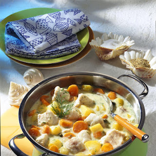 Potato and Fish Stew