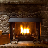 fireplace live wallpaper