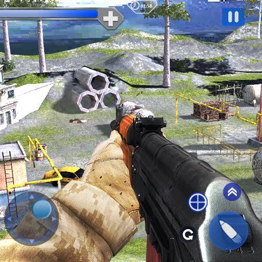 Shoot Hunter Sniper Fire