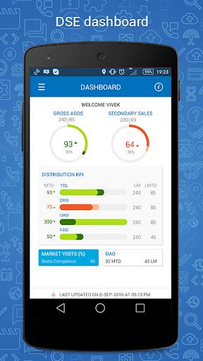 Idea Smart u2013 Sales App 4.7 screenshots 6