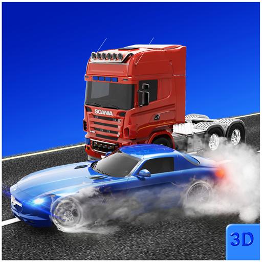 Speed Top Car Racing 3D