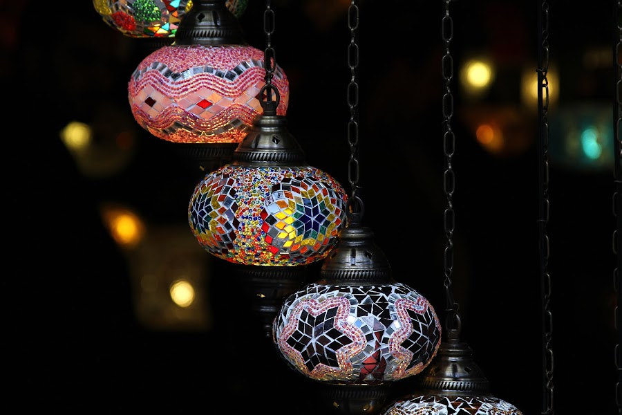 oriental lamps by Almas Bavcic - Artistic Objects Other Objects