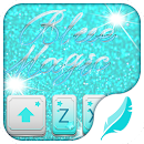 Blue magic for Keyboard v 6.0 app icon