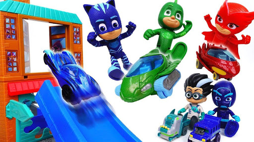 PJ Race Toys screenshot